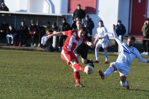 Seaham Red Star beat title-chasing Consett on Saturday.