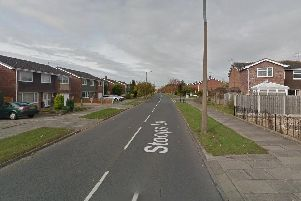 Stoops Lane, Doncaster (google)