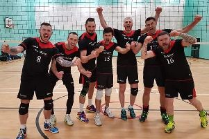 The Miners Doncaster Volleyball Club