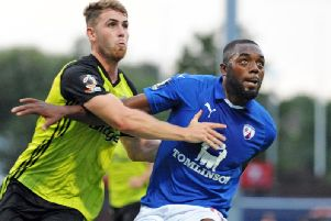 Gozie Ugwu is out of contract this summer