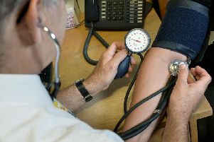 Money will fund training for 160 workplace blood pressure champions in St Helens by March 2020.