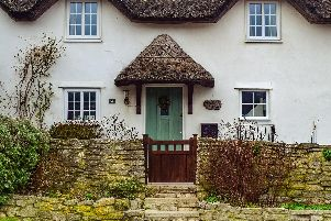 A comfortable cottage always has its own unique character