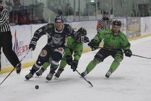 Sheffield Steeldogs and Hull Pirates are keen to take on Leeds' new ice hockey team in 2019-20. ''Picture: Cerys Molloy