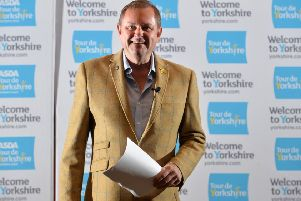 Sir Gary Verity left Welcome to Yorkshire last week. (Picture: Bruce Rollinson)