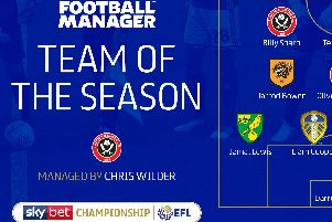 EFL team of the year
