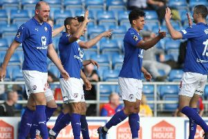 Town have enjoyed a vastly improved second half to the season