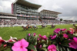 York Racecourse during the Ebor Festival (Picture: Tim Goode/PA Wire)