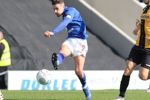 Chesterfield Fc v Maidstone Utd, Bradley Barry