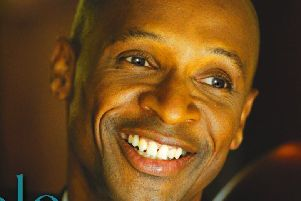 Andy Abraham in The Nat King Cole Songbook.