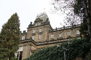 Derbyshire County Council's Matlock headquarters.