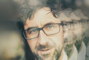 Mark Watson will be appearing at Pocklington Arts Centre next month