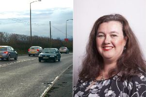 Michelle Grainger-Mead has hit out at 'lenient' contract times for roadworks.