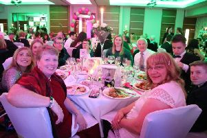 CP Teens UK's annual ball takes place later this year.