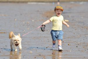 Will you be enjoying the warm weather in Sunderland today?