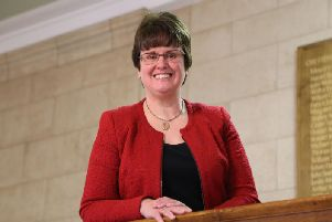 Council leader Tricia Gilby.
