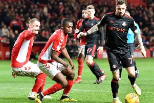 Sunderland have played Charlton twice this season, winning once and drawing once League One.