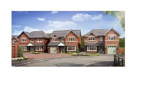 These are some of the new houses you'll soon be seeing in Bolsover.
