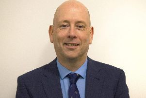 Mark Eastwood, Conservative candidate for Dewsbury.
