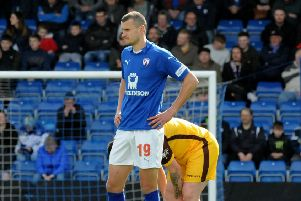 Haydn Hollis has joined Chesterfield on a permanent basis.