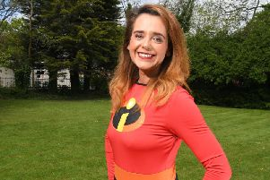 A mum has turned her life around after a photo of her shared on Facebook triggered a drive to get fit. Kirsty Quigley, from Ingol, lost 3.79lb in six months after something clicked and she took up weight training and running.
