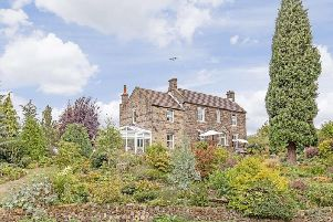 The property on Hunt Lane, Milltown, Ashover, which is on the market for 900,00.