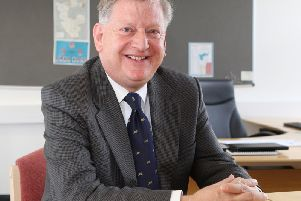 The new leader of North East Derbyshire District Council, Councillor Martin Thacker.