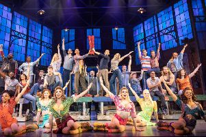 Kinky Boots is at Sunderland Empire later this month