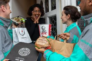 Deliveroo is offering one person the chance to win free takeaway for life