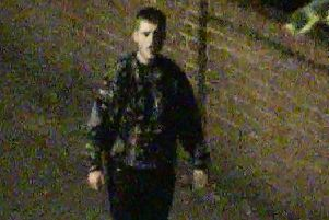 Call Derbyshire police on 101 if you recognise him.