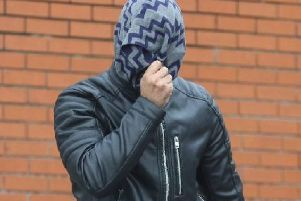 Ali El-Aridi outside Chesterfield magistrates' court.