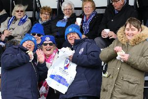 Over 2,000 Town fans have snapped up season tickets already
