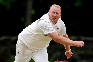 James Stansfield claimed seven wickets over the double weekend as Moorlands defeated Almondbury Wesleyans and Scholes.