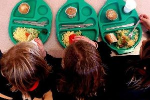Concerns raised that children claiming free school meals could have them taken away