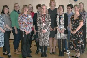 Staff, teachers and coaches who were all involved in the ADHD training and assessment at the schools.