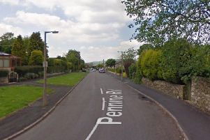 The assault occurred on Pennine Road.
