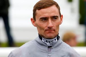 Danny Tudhope, who is gunning to become champion jockey after a memorable week at Royal Ascot.
