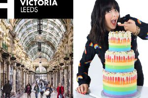 TV star Anna Richardson will conduct wedding at Victoria Leeds celebrating Leeds Pride