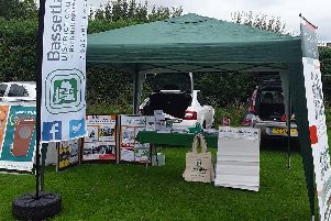 Bassetlaw District Council had a stall