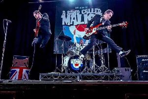 A Band Called Malice. Photo by Rob Golton.