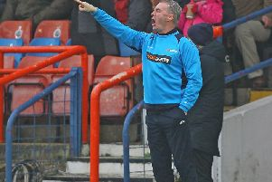 Spireites boss John Sheridan has revealed they are trying to sign a player on loan from a Championship club.