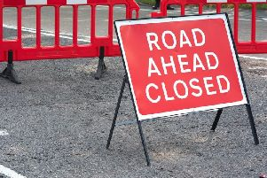 Drivers are being warned about a road closure in Derbyshire.
