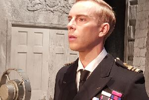 The King's Speech will be performed at Chesterfield's Pomegranate Theatre.