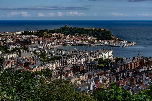 Scarborough's GVA - a measure of economic productivity - fell by 2.4 per cent between 2007 and 2017. Picture by James Hardisty.
