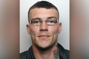 Drug dealer Leon Morris. Photo: Derbyshire Constabulary