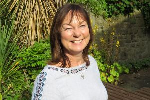 CancerCare's new chief executive, Maria Chambers.