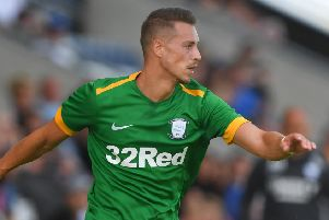 Billy Bodin could be needed up front against Brentford today