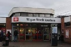 Wigan North Western station