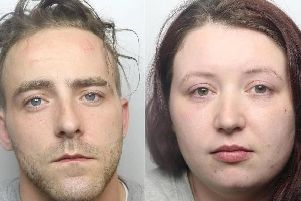 Kyle Campbell and Kayleigh Siswick were jailed after the death of three-year-old Riley.
