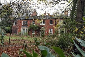 The former Red House Museum, Gomersal, which will be debated by Kirklees full council