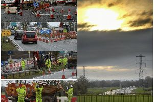 Drivers face year of delays on major route into Preston whilst work continues on Penwortham Bypass